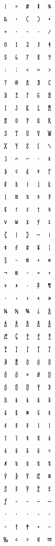 RidemyBike Serif Essential Bold