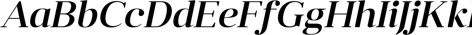Anglecia Pro Display Medium Italic