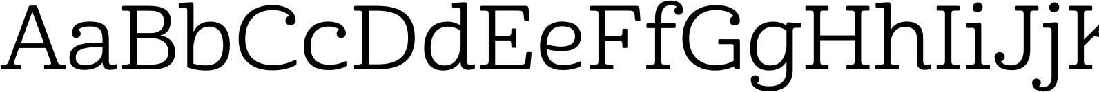 Cabrito Ext Regular Font