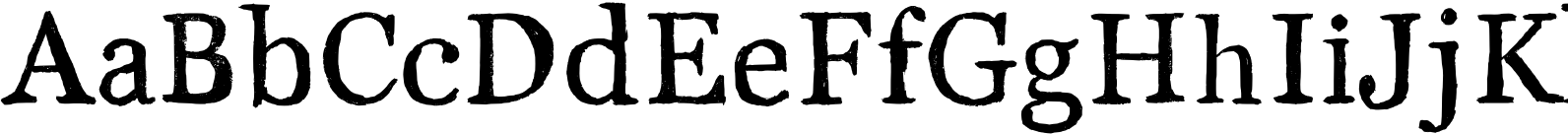 Julian Regular Font
