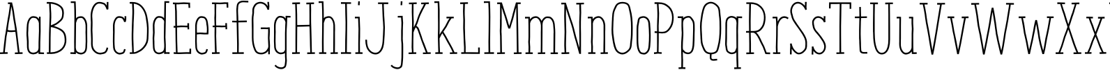 ENYO Serif Light