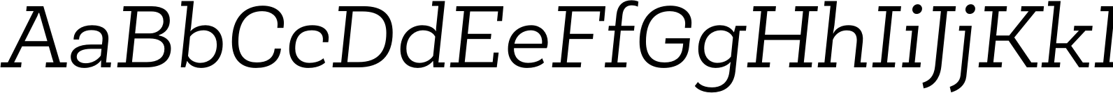 Newslab Light Italic