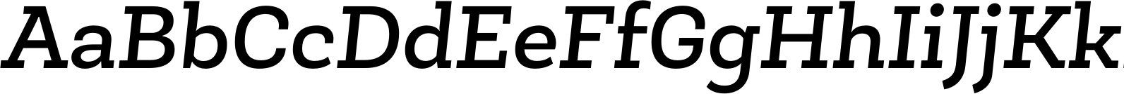 Newslab Medium Italic Font
