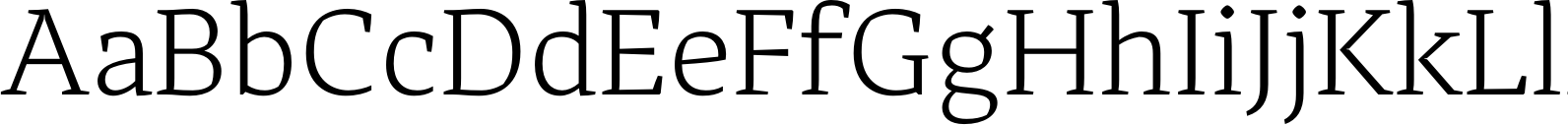 Adagio Serif Light