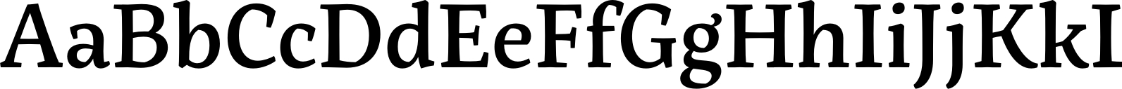 Servus Slab Medium Font