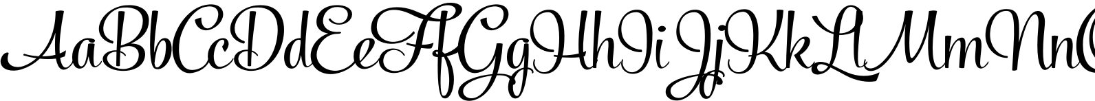 Powder Script Regular