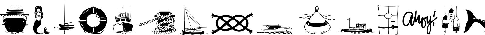 Nautical Doodles