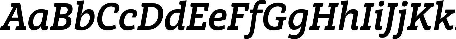 Achille II FY Bold Italic Font