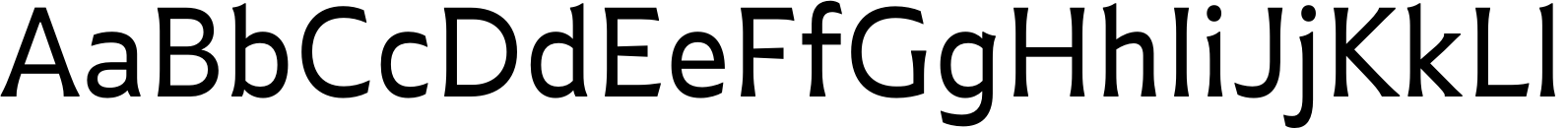 Plathorn Norm Regular Font