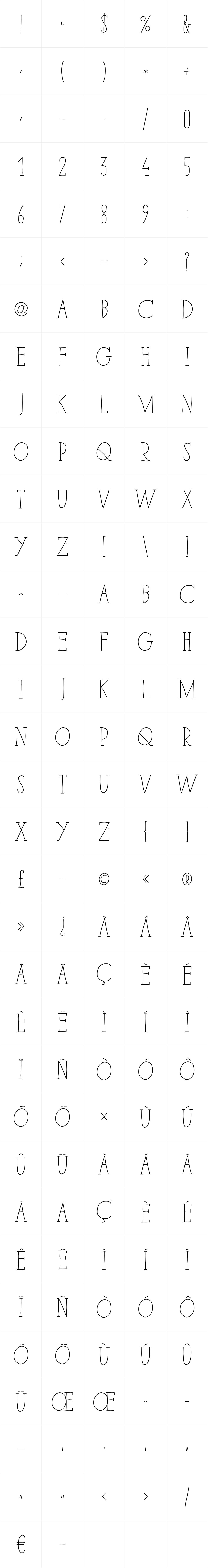 Paris Serif Bold