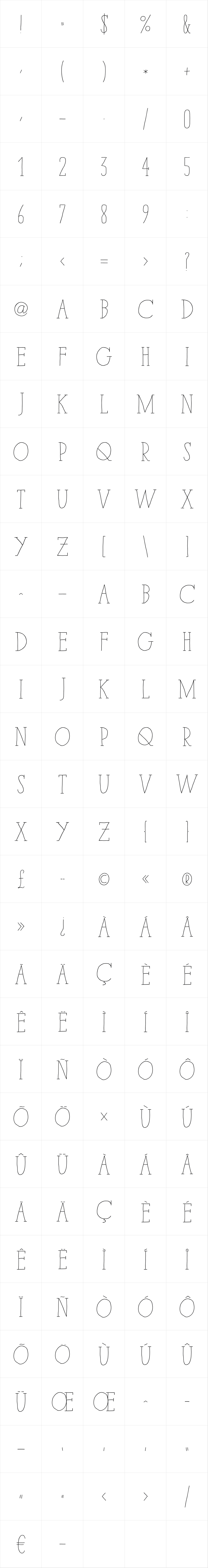 Paris Serif Medium