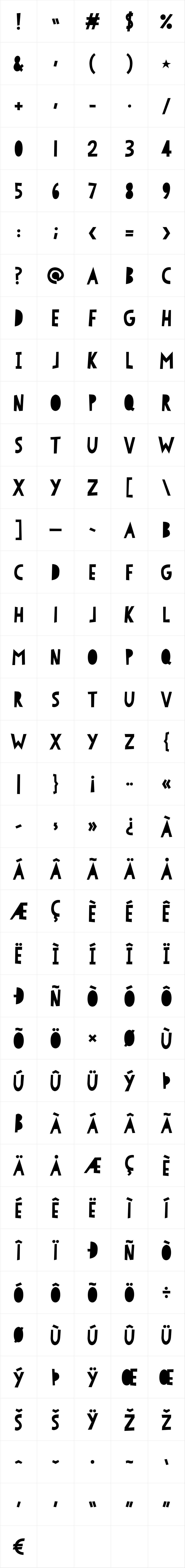 PaperCute Bold