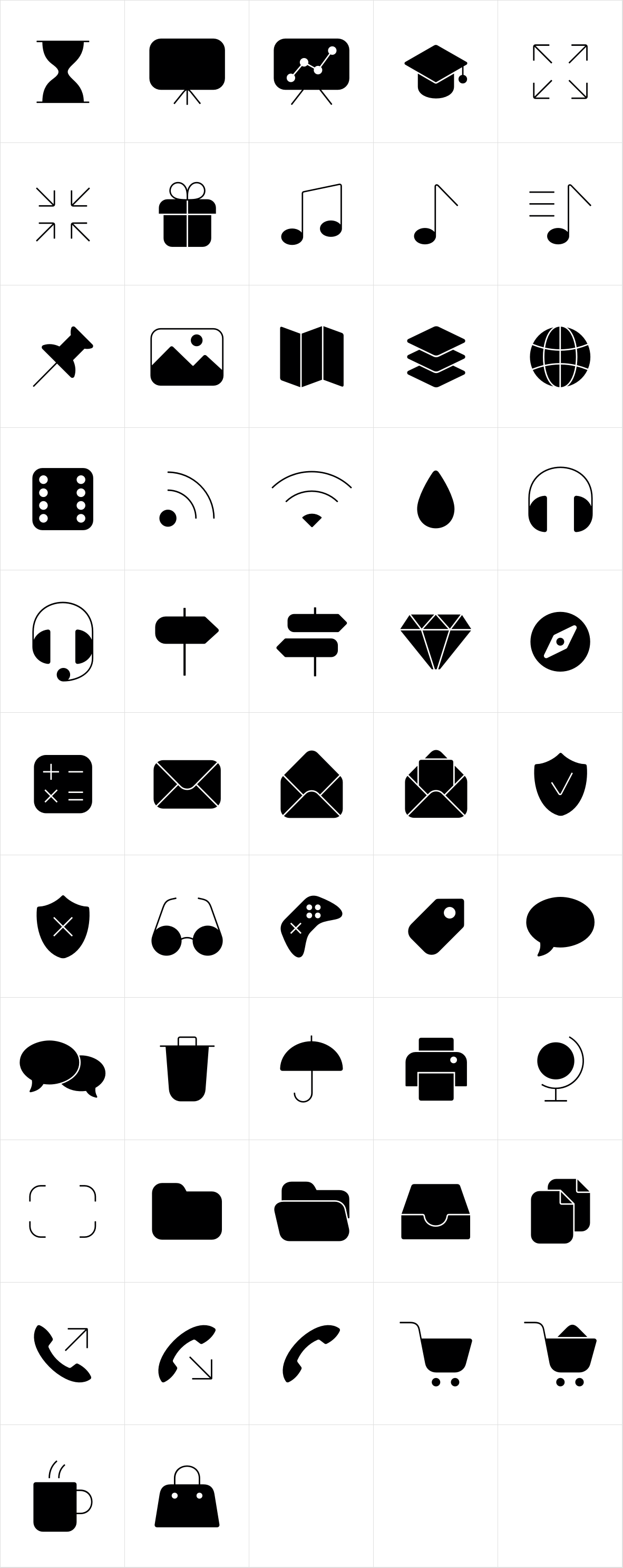 Panton Icons B Fill Light