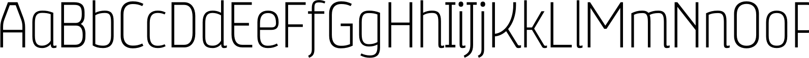 Styling Alt ExtraLight Font