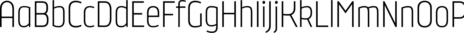 Styling ExtraLight Font