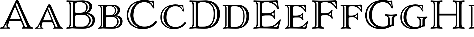 AdornS Engraved Font