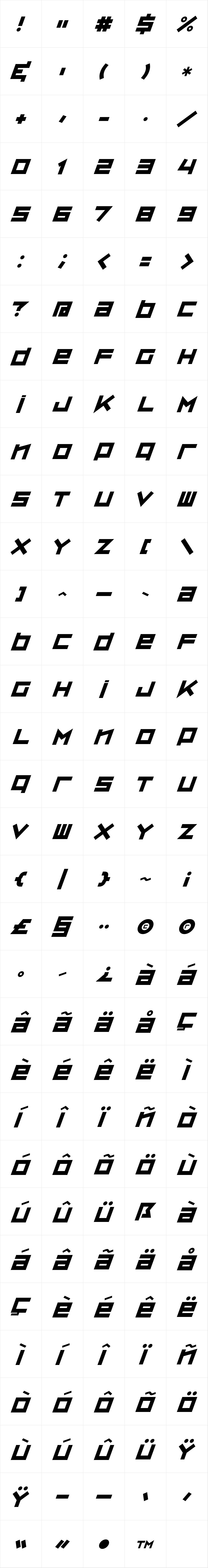 Zipsonik Italic