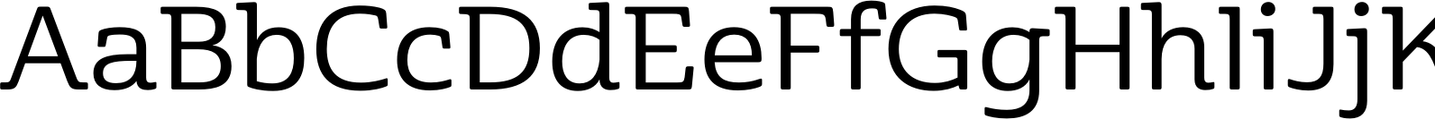 Cabrito Semi Ext Medium Font