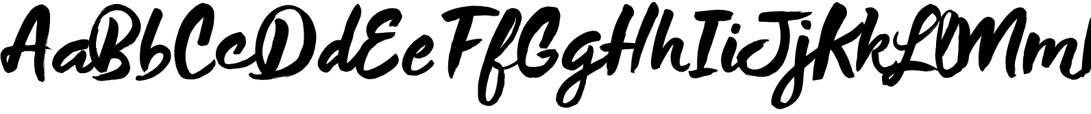 Wild Thing Font