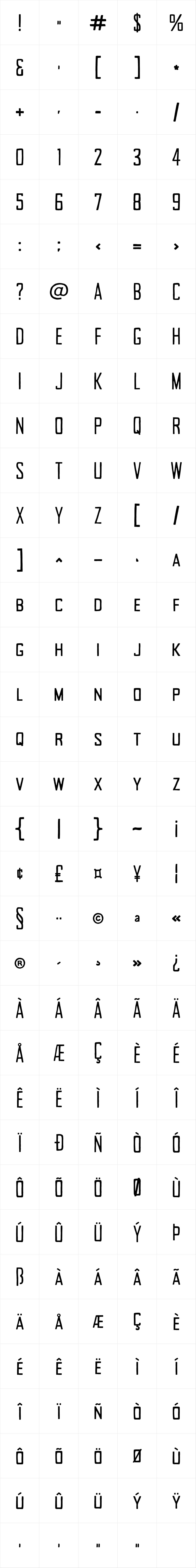 Tallow Sans TC Regular