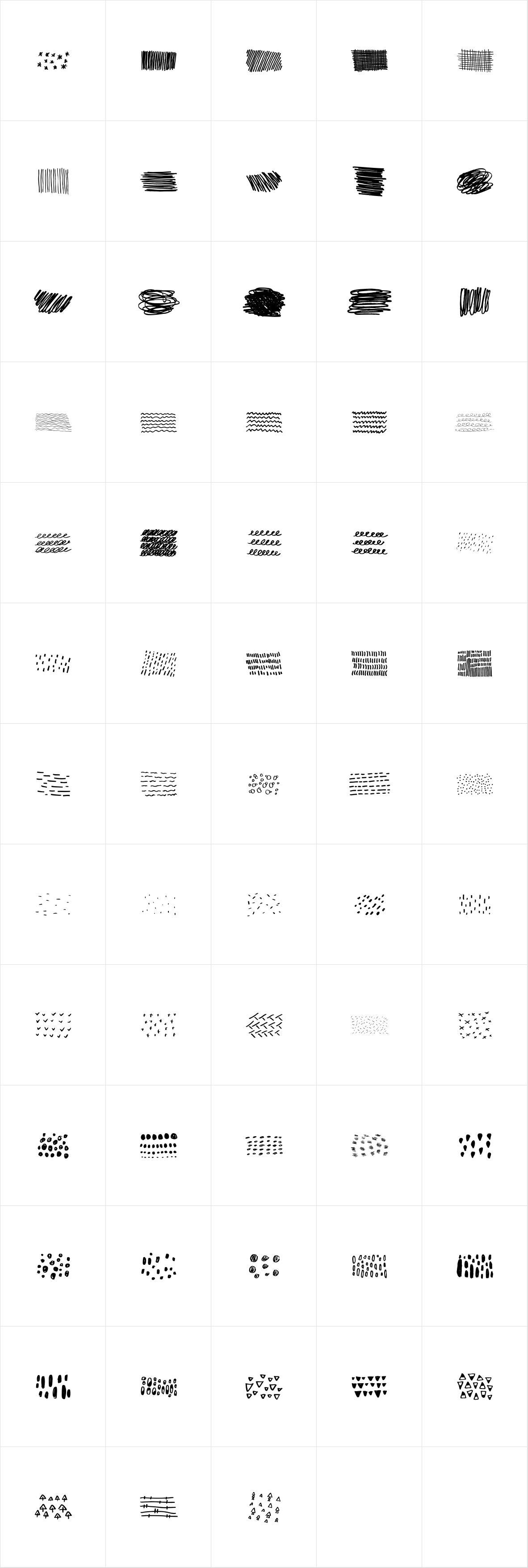 Noyh A Hand Pattern