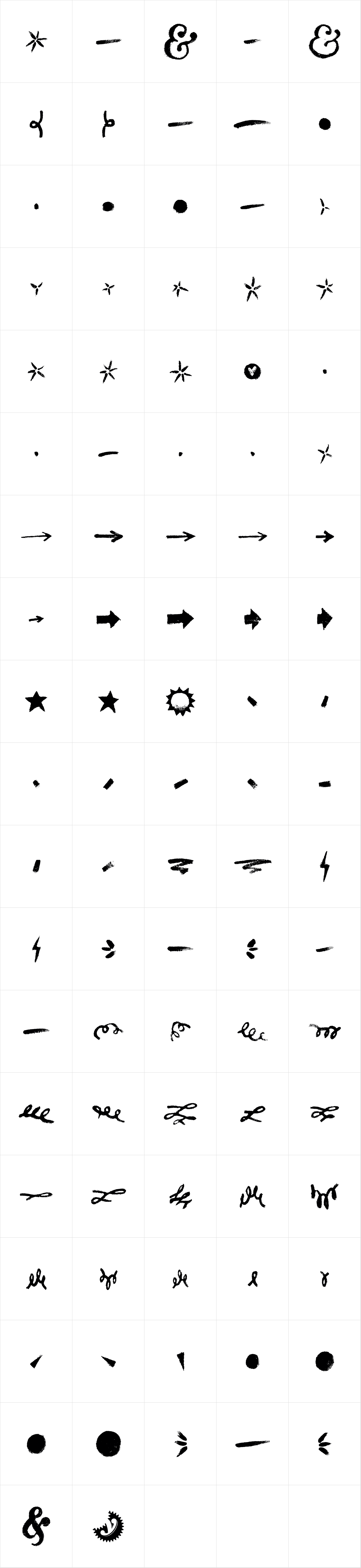 Canvas Icons Extras