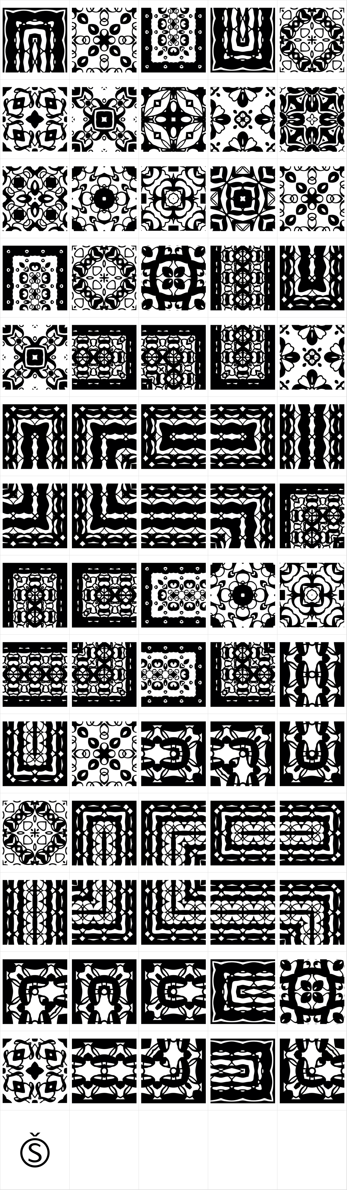 Lady Dodo Patterns