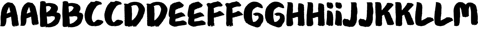 Meltow Marker Font