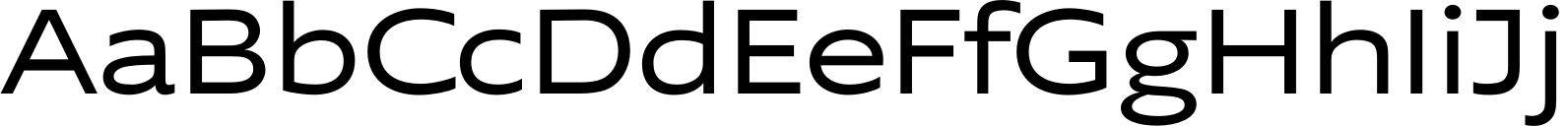 Supra Normal Extended Font