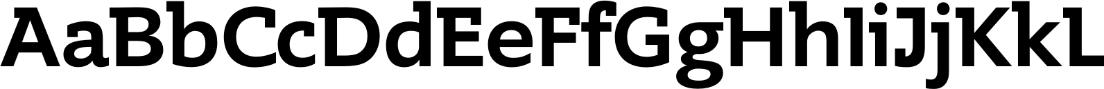 Supra Demiserif Medium Font