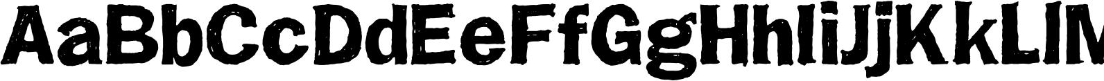 Franklin Gothic Hand