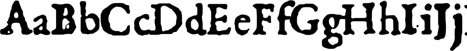 1651 Alchemy Normal Font