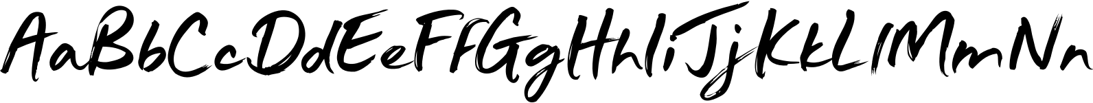 Just Wright Font