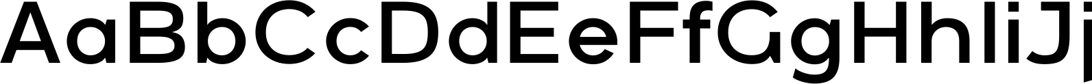 Arkibal Regular Font
