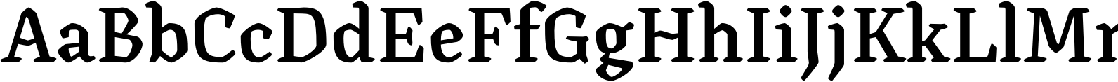 Canilari Std Medium Font