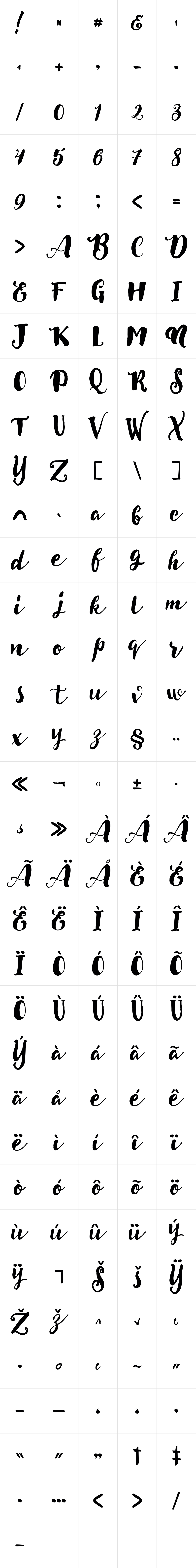 Delight Script