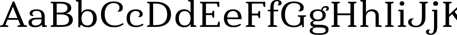Haboro Serif Ext Medium Font