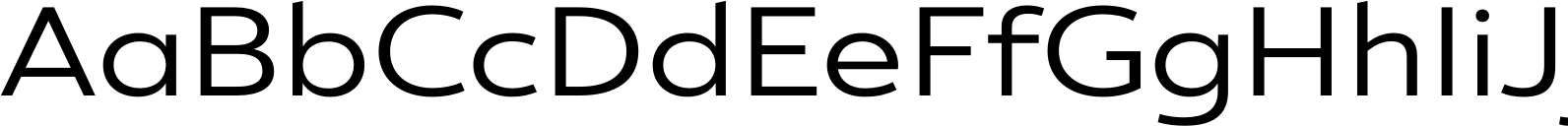Ultine Ext Regular Font