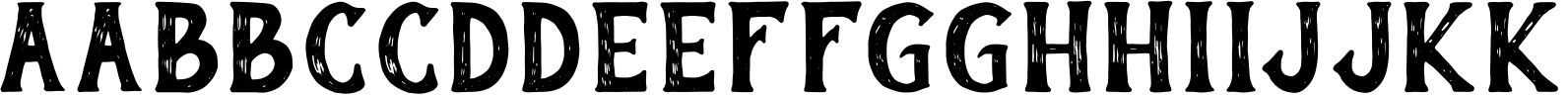 Mightype Bold Serif Font