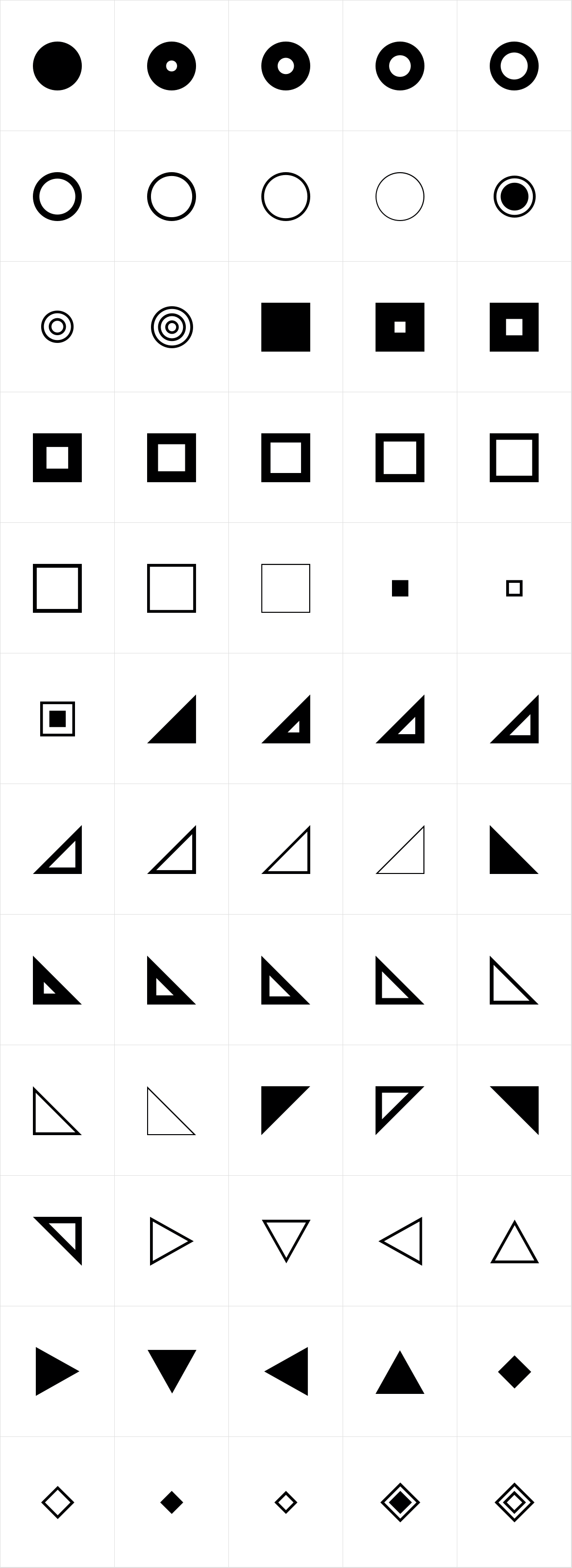 FormPattern One