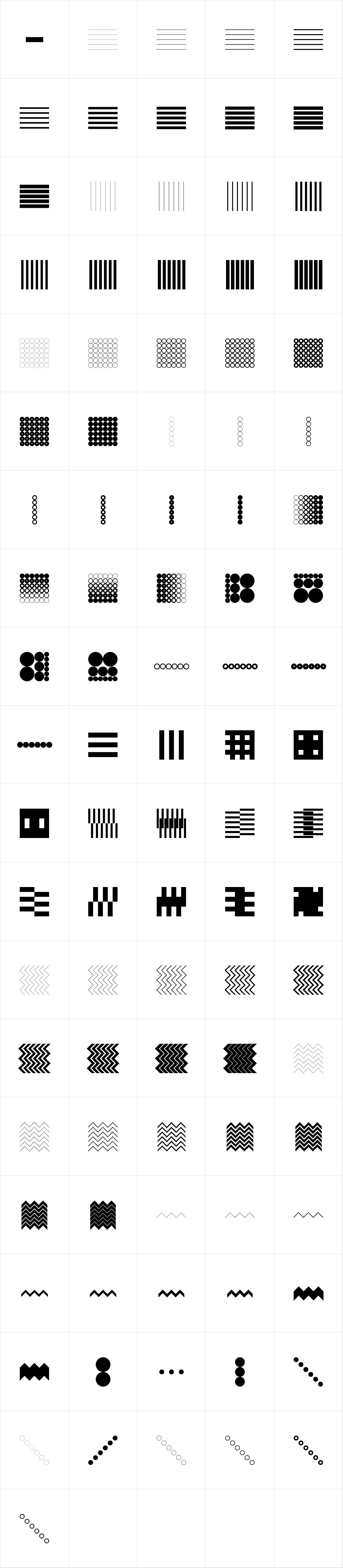 FormPattern Six
