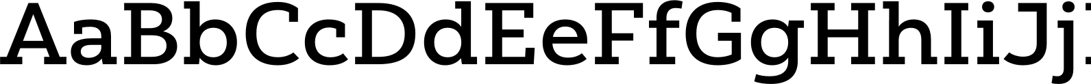 Yorkten Slab Extra Medium Font