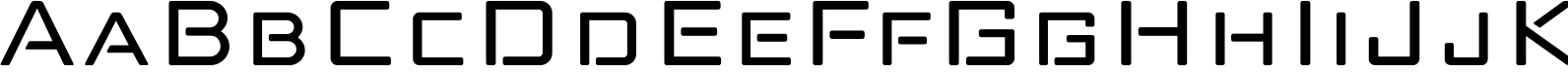 Neo Latina Regular Font