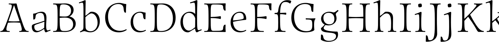 Traction Ultralight Font