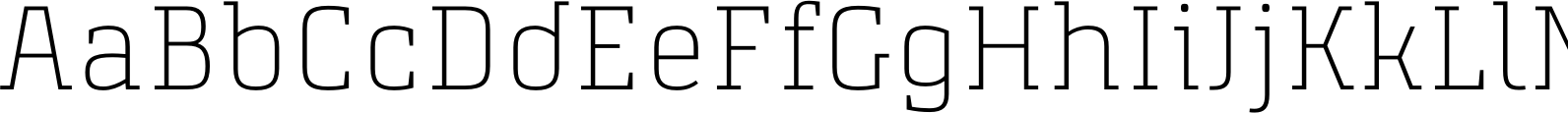 Attorney Extralight Font