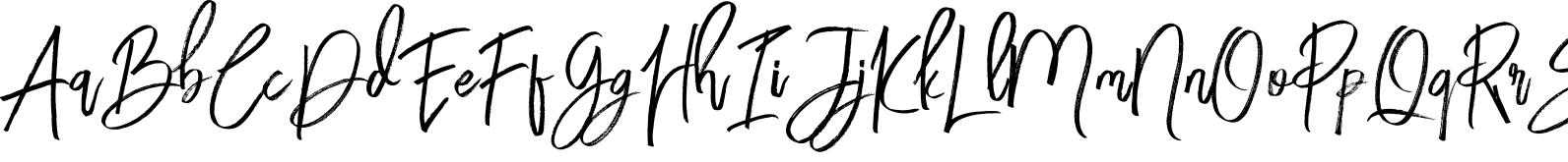 Bloomy Script