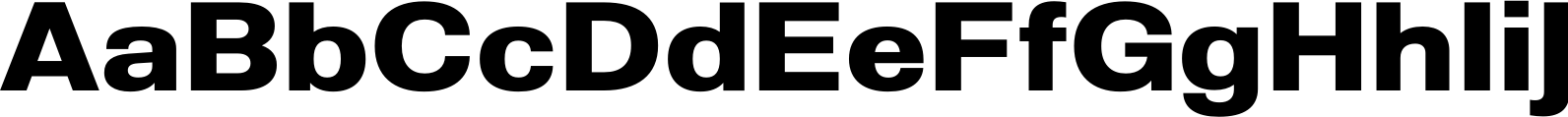 Molde SemiExpanded Bold Font