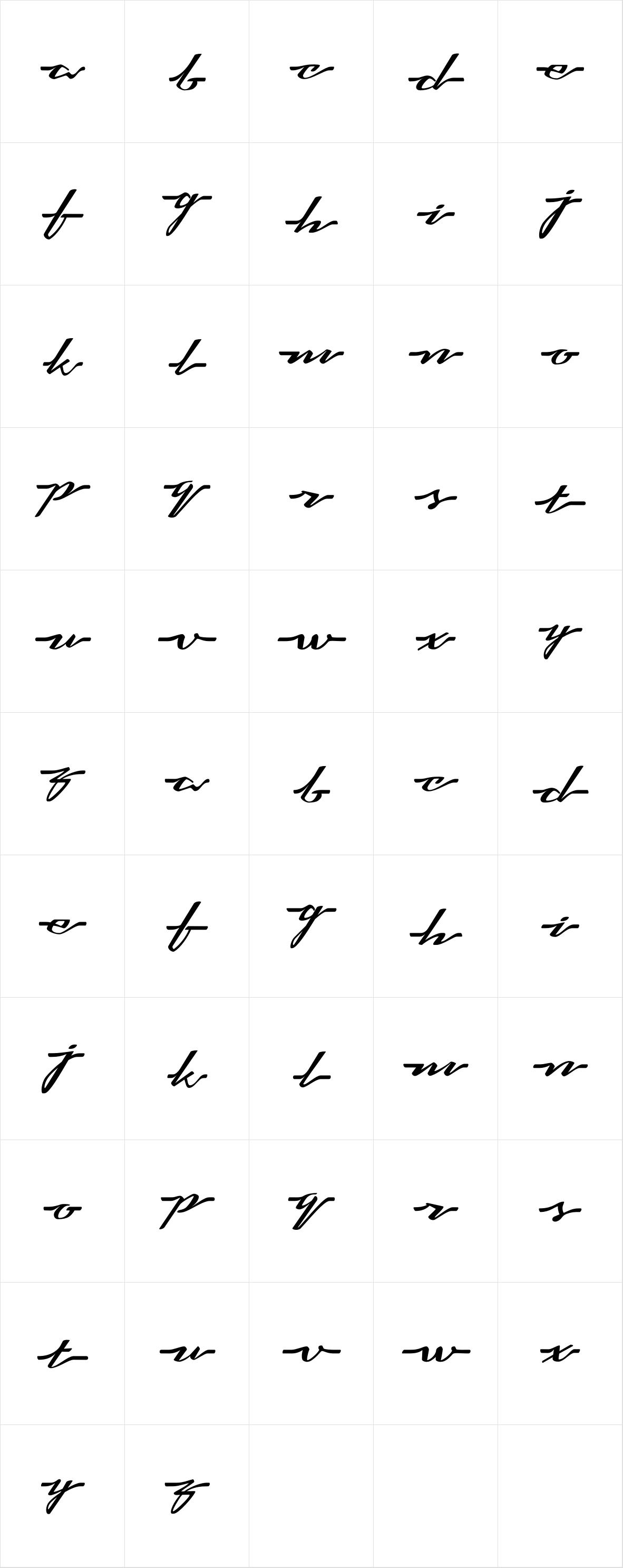 Musk Script