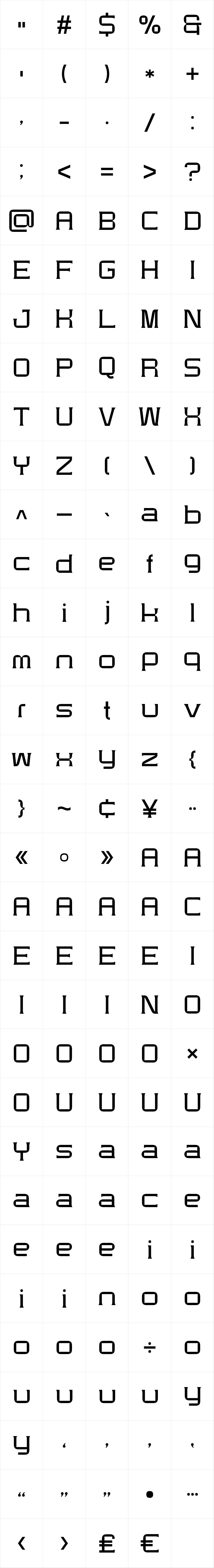 Modernhead Serife Free
