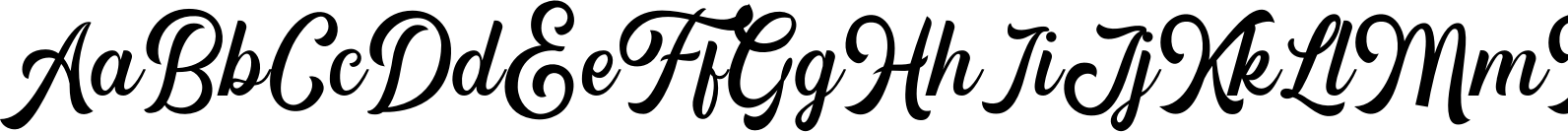 Hipsterious Regular Font